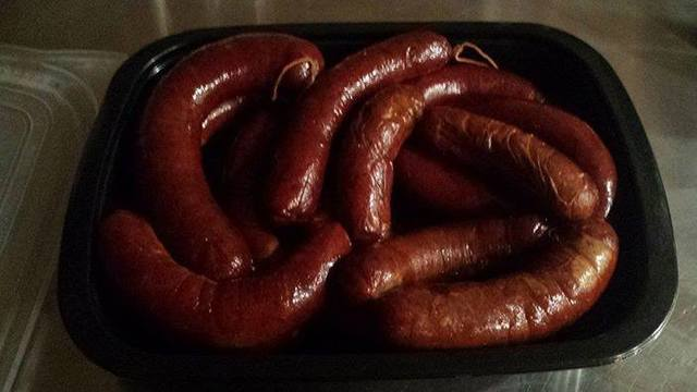 House Made Smoked Andouille